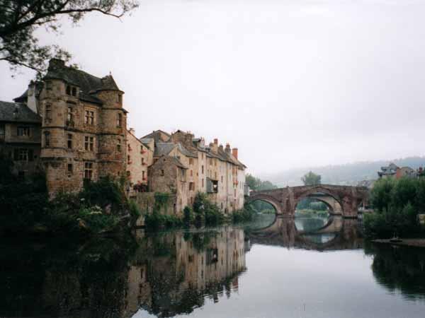 Walking in France: Espalion