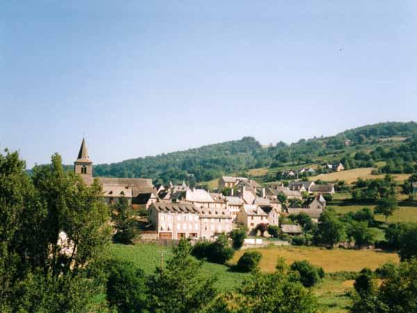 Walking in France: Espeyrac