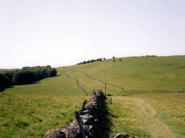 Walking in France: The bare uplands of the Aubrac