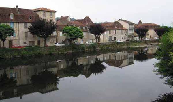 Walking in France: Bretenoux