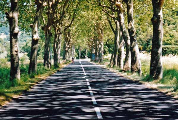 Walking in France: Leaving la Tour-sur-Orb for ever