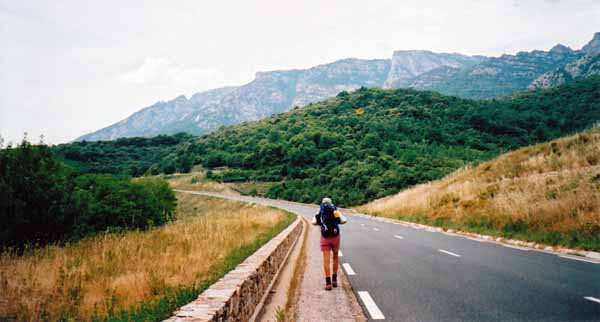 Walking in France: Taking the low road through the High Languedoc