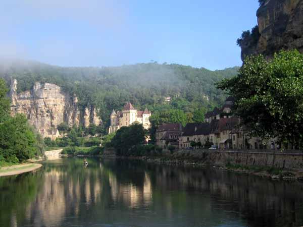 Walking in France: La Roque-Gagnac