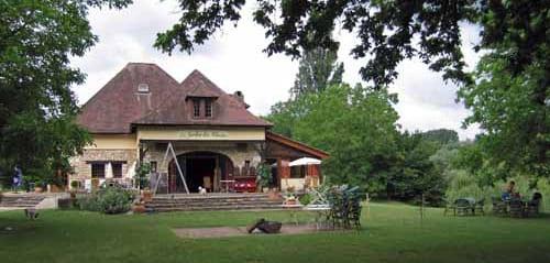 Walking in France: Josephine Baker's garden