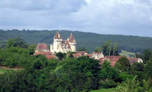 Walking in France: Château of Milandes, once home of Josephine Baker