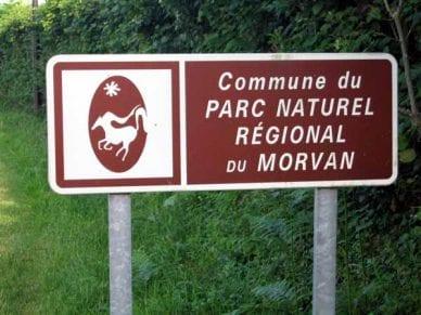 Walking in France: Still in the Morvan