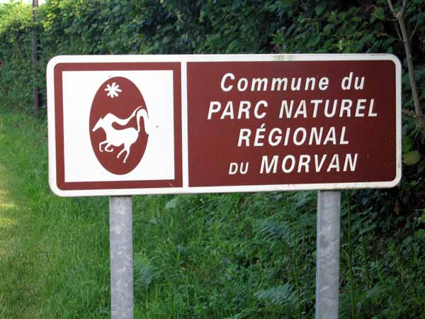 Walking in France: Still in the Morvan