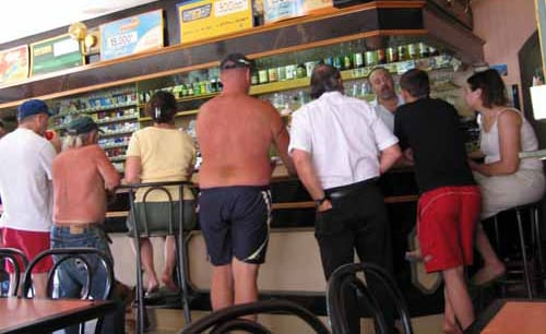 """Walking in France: """"French people do get fat"""""""