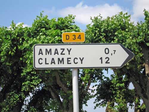Walking in France: Amazing
