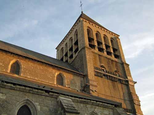 Walking in France: Saint-Pierre, Chécy