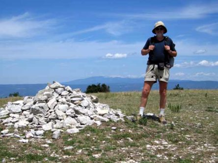Walking in France: Conquerer of the Grand Luberon