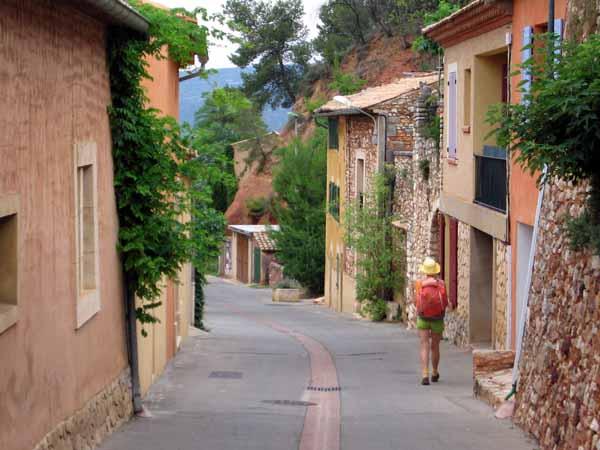 luberon village walk