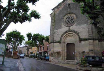 Walking in France: Leaving Villars