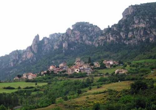 Walking in France: Liaucous