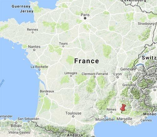 Walking in France: Luberon