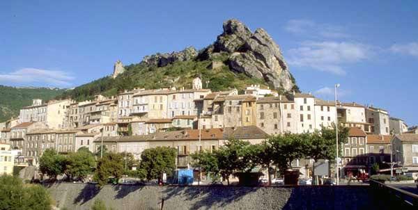 Walking in France: Serres