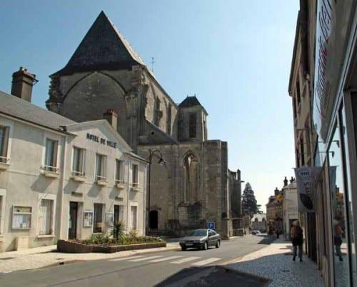 Walking in France: Arriving in Saint-Satur