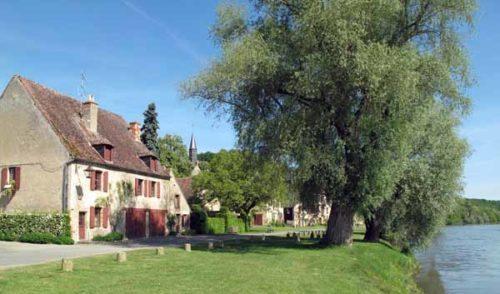 Walking in France: Aprémont-sur-Allier
