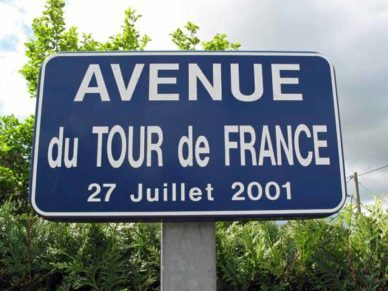 Walking in France: Our favourite French street name, in Saint-Amand-Montrond
