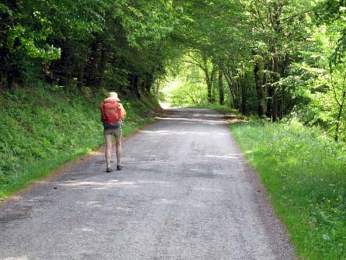 Walking in France: On the unwelcome extra 10 km to les Billanges