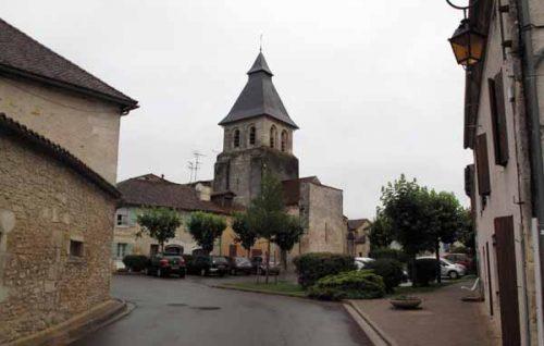 Walking in France: Leaving Sorges