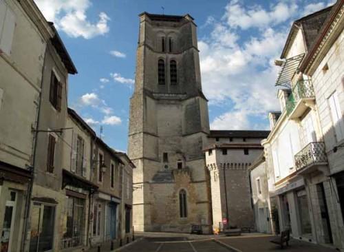 Walking in France: Saint-Astier