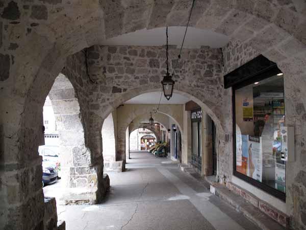 Walking in France: Arcade, Mézin