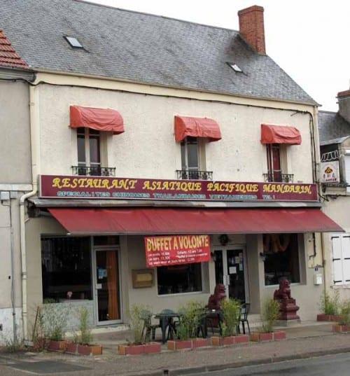 Walking in France: The Asiatique Pacifique Mandarin