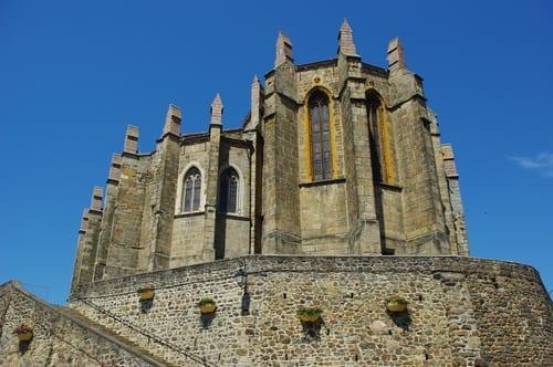 Walking in France: The church of Saint-Symphorien-sur-Coise