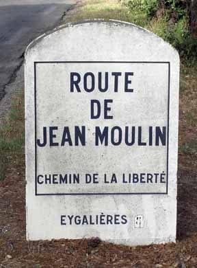 Walking in France: On the Route de Jean Moulin