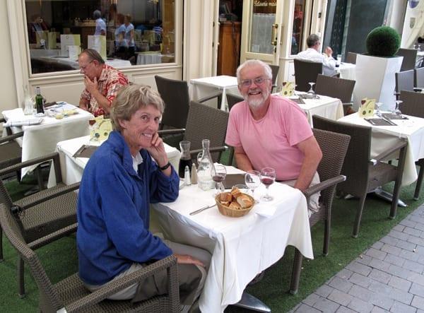 Walking in France: Enjoying l'Assiette au Boeuf
