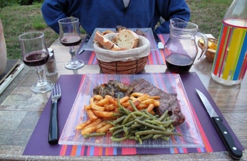Walking in France: Our mains