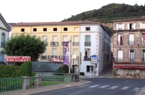 Walking in France: Leaving the Croix Blanche