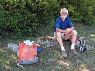Walking in France: Don't want to do any more climbing