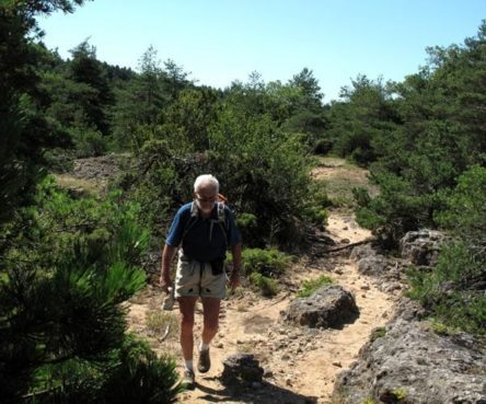 Walking in France: Amongst the karst ...