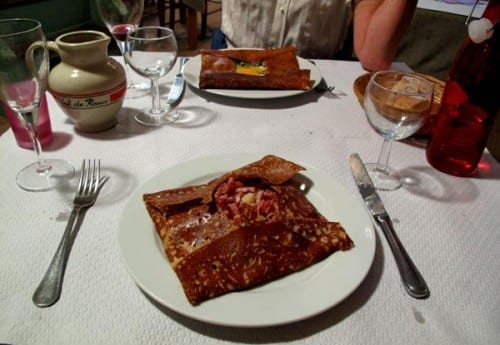 Walking in France: And galettes to finish