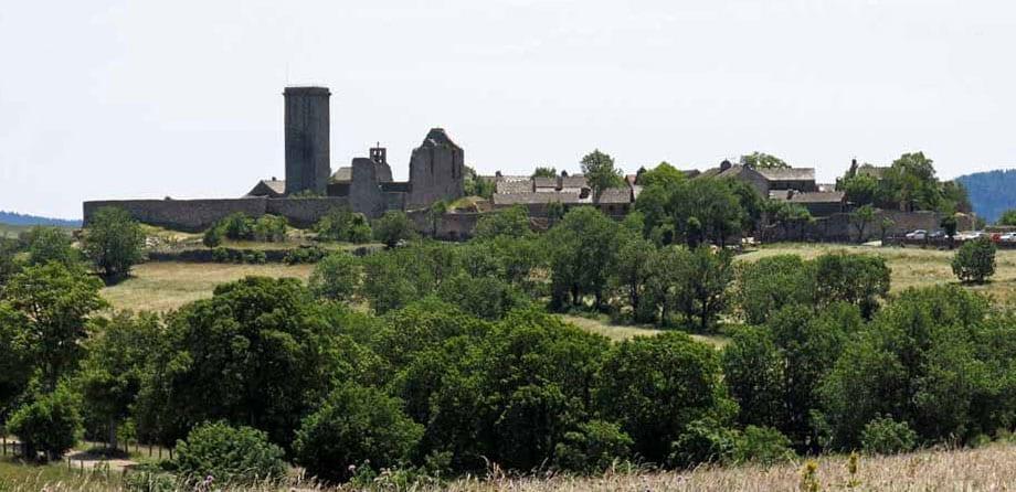 Walking in France: La Garde-Guérin