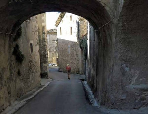Walking in France: Descending through Ners