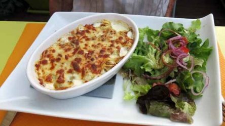 Walking in France: Mains of Lasagne