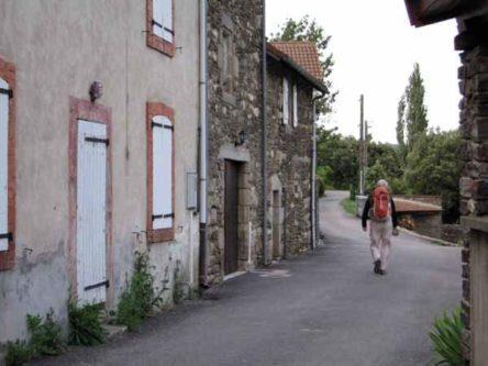 Walking in France: St-André-Capcèze