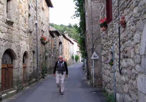 Walking in France: No coffee in Vielvic