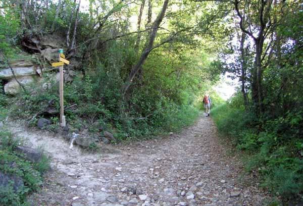 Walking in France: Back on the Régordane