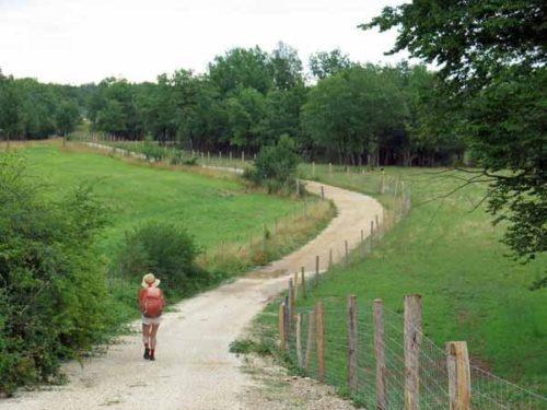 Walking in France: Not as remote as it looks