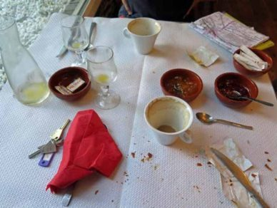 Walking in France: The aftermath