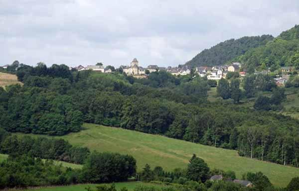 Walking in France: Perpezac-le-Blanc