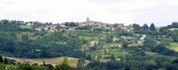 Walking in France: Saint-Robert