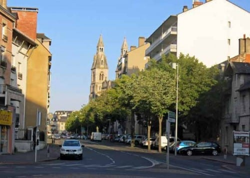 Walking in France: All quiet in Rodez