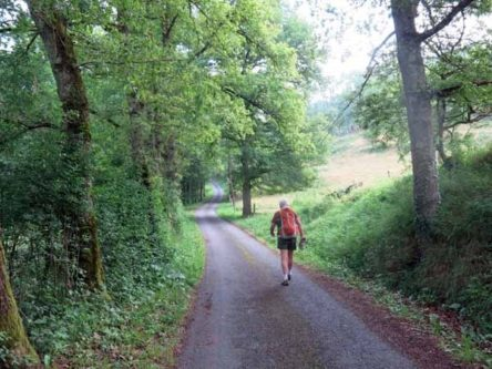 Walking in France: Out into the countryside