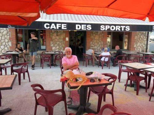 Walking in France: Well-earned leisure