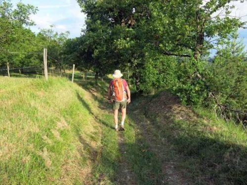 Walking in France: Off the bitumen